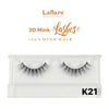 [Laflare] 3D Mink Lashes - K21 - Makeup