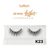 [Laflare] 3D Mink Lashes - K23 - Makeup