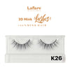 [Laflare] 3D Mink Lashes - K26 - Makeup