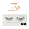 [Laflare] 3D Mink Lashes - K28 - Makeup