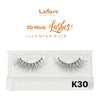 [Laflare] 3D Mink Lashes - K30 - Makeup