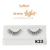 [Laflare] 3D Mink Lashes - K33 - Makeup
