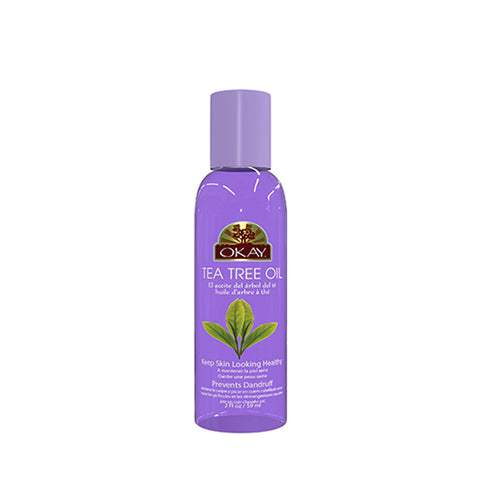 [Okay] Tea Tree Oil For Hair & Skin 2Oz - C_Hair Care