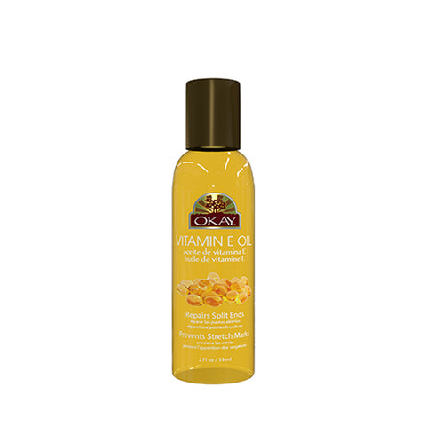 [Okay] Vitamin E Oil For Hair & Skin 2Oz - C_Hair Care