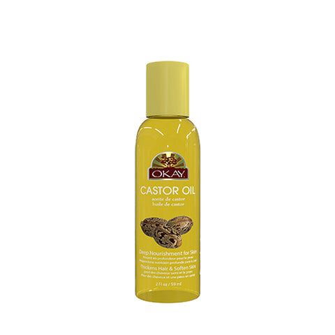 [Okay] Cator Oil For Hair & Skin 2Oz - C_Hair Care