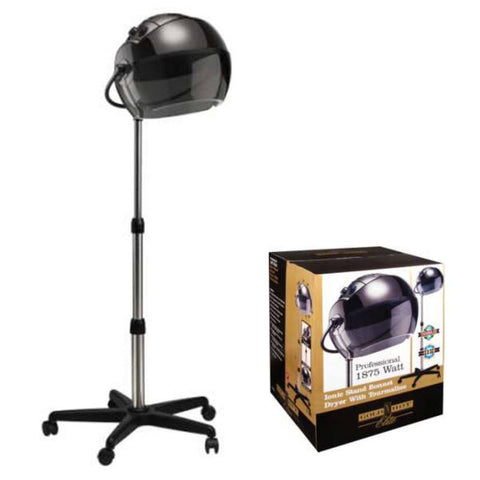 [Gold N Hot] Professional 1875 Watt Ionic Stand Bonnet Dryer With Tourmaline - Tools & Accessories