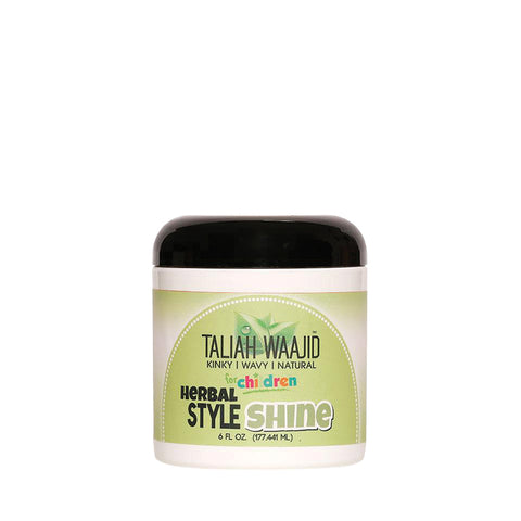 TALIAH WAAJID KIDS Herbal Style Shine Hair Styling Cream 6oz