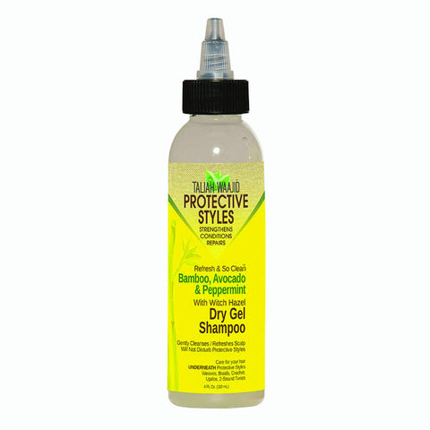 [Taliah Waajid] Protective Styles Dry Gel Shampoo 4Oz - C_Hair Care-Braids & Locs & Twists