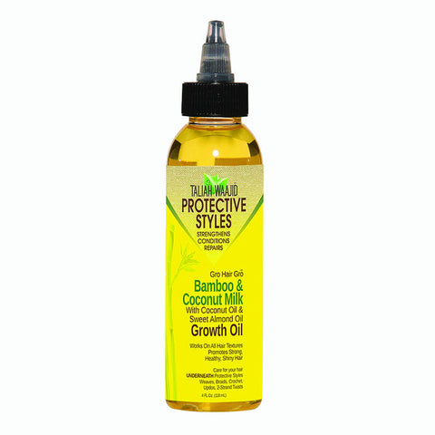 [Taliah Waajid] Protective Styles Growth Oil 4Oz - C_Hair Care-Braids & Locs & Twists