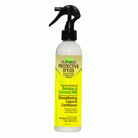 [Taliah Waajid] Protective Styles Strengthening Leave-In Conditioner 8Oz - C_Hair Care-Braids & Locs & Twists