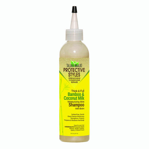 [Taliah Waajid] Protective Styles Shampoo With Biotin 8Oz - C_Hair Care-Braids & Locs & Twists