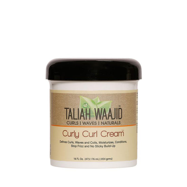 TALIAH WAAJID CURLS WAVES NATURALS Curly Curl Cream