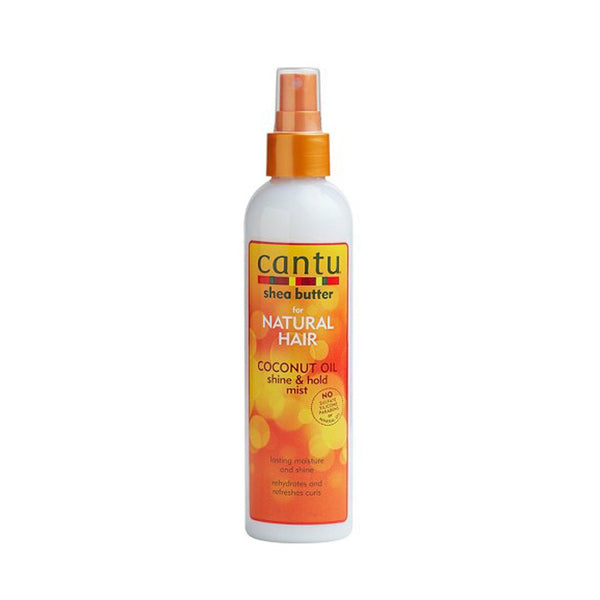 CANTU for NATURAL HAIR Coconut Oil Shine & Hold Mist 8oz
