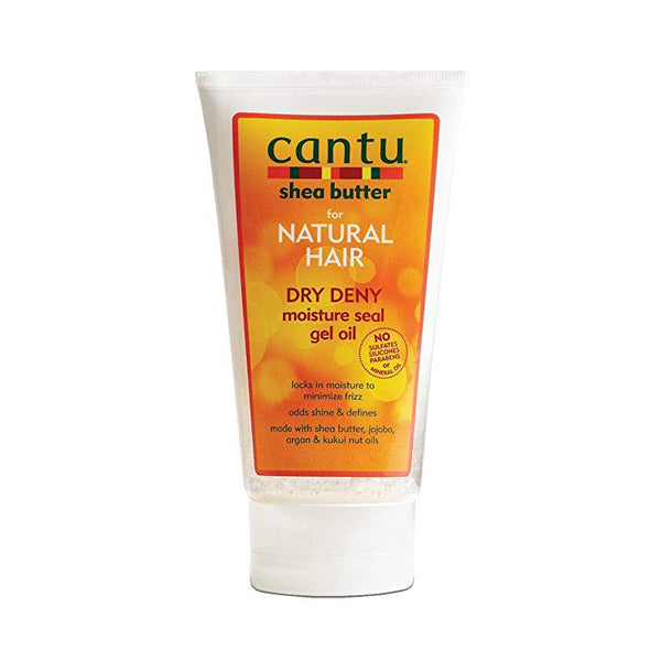 CANTU for NATURAL HAIR Dry Deny Moisture Seal Gel Oil 5oz