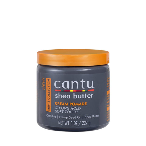 CANTU MEN Cream Pomade 8oz