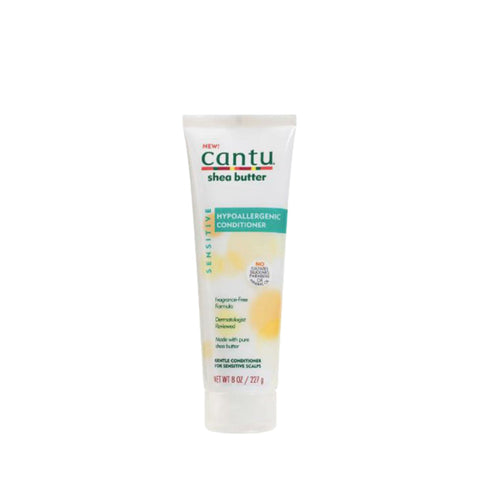 CANTU SHEA BUTTER Hypoallergetic Conditioner 8oz