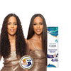 SHAKE N GO RAIN Moisture 100% Indian Remy Wet & Wavy 4pcs Long Deep