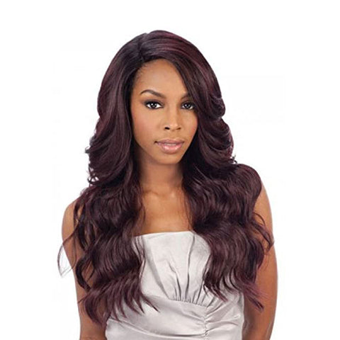SHAKE N GO EQUAL Deep Invisible L Part Lace Front Wig DANITY