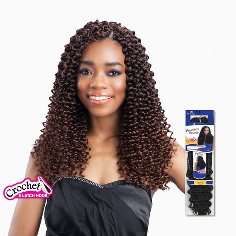 [Shake N Go] Freetress Braid Water Wave Bulk 12 - Braid