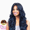 [Shake N Go] Equal Deep Invisible Part Lace Front Wig Mackenzie - Wigs