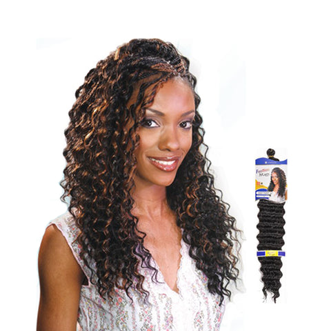 SHAKE N GO FREETRESS Braid Deep Twist Bulk  22""