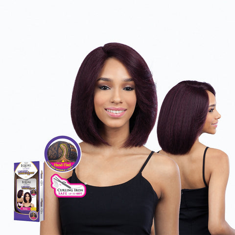 [Shake N Go] Equal Deep Invisible L Part Lace Front Wig Hania - Wigs