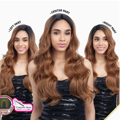 SHAKE N GO EQUAL FREEdom PART Lace Front Wig 202