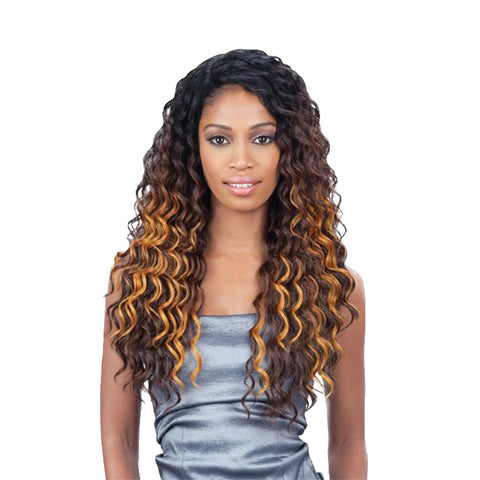 SHAKE N GO EQUAL Deep Invisible L Part Lace Front Wig KYLIE