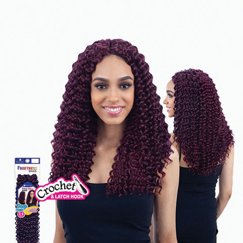 [Shake N Go] Freetress Braid Deep Twist 14 - Braid