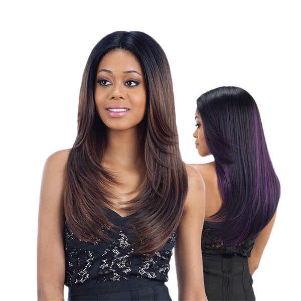 [SHAKE N GO]EQUAL 6 Inch Part Lace Wig MAC
