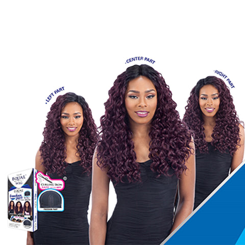[SHAKE N GO] EQUAL Freedom Part Full Cap Wig FREE PART 104