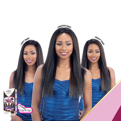 [SHAKE N GO]EQUAL Freedom Part Lace Front Wig FREE PART 203