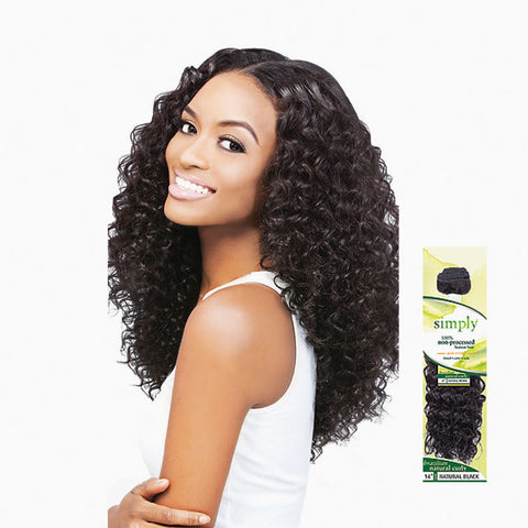 [Outre] Simply Natural Curly - Weaves
