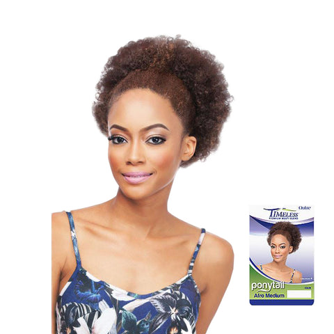 [Outre] Timeless Ponytail Afro Medium - Hair Pieces