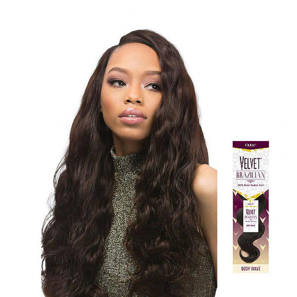 [Outre] Velvet Brazilian Remi Body Wave - Weaves