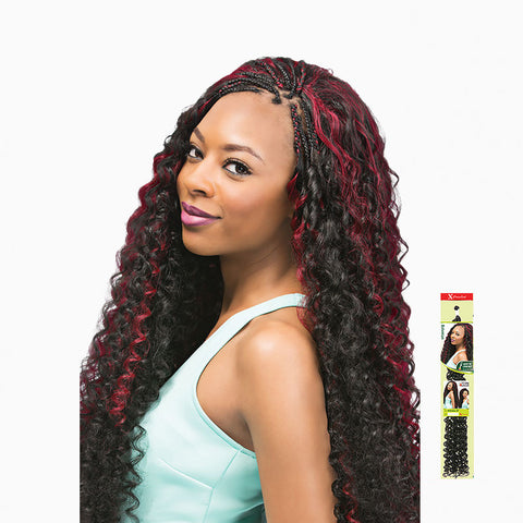[Outre] X-Pression Braid Bohemian Curl 24 - Braid