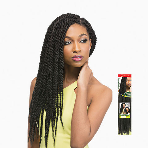 [Outre] X-Pression Braid Cuevana Twist 18 - Braid