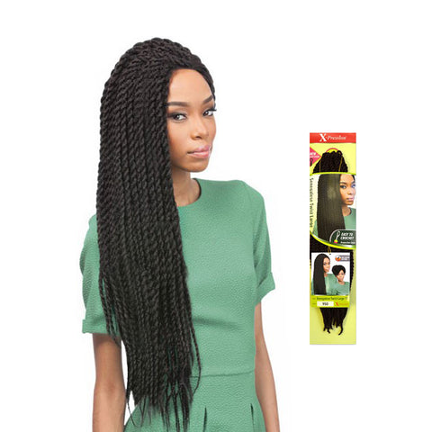 OUTRE X-Pression Braid Senegalese Twist Large