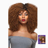 [Outre] Purple Pack Big Beautiful Hair 3C Whirly - Weaves