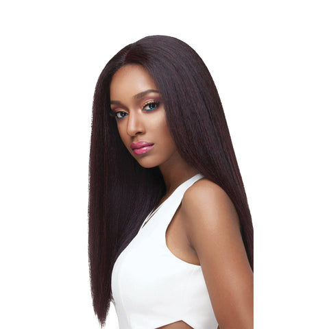 [Outre] Swiss Lace Wig Vixen Blow Out Straight - Wigs