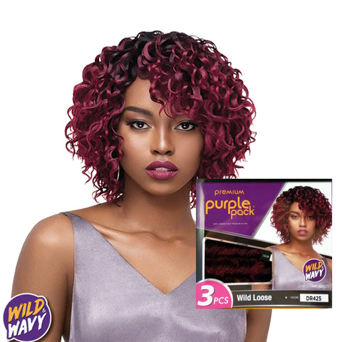 OUTRE PURPLE PACK 3pcs Wild Loose