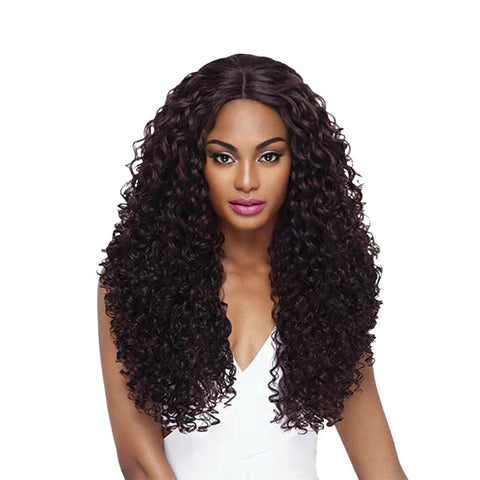 [OUTRE] Swiss Lace Front Wig PENNY 26""
