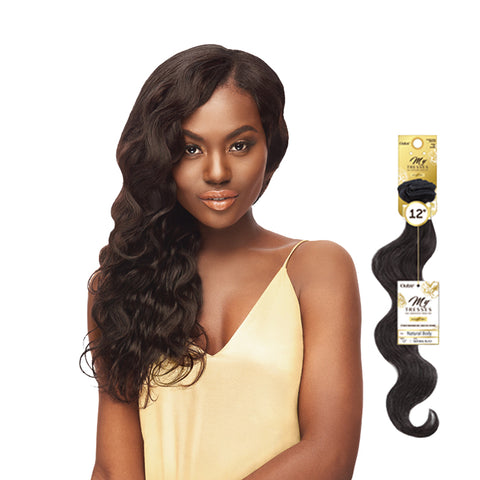 OUTRE MYTRESSES Gold Label 100% Unprocessed Human Hair Natural Body