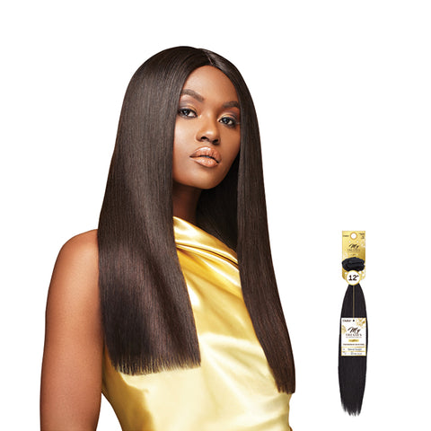 OUTRE MYTRESSES Gold Label 100% Unprocessed Human Hair Natural Straight