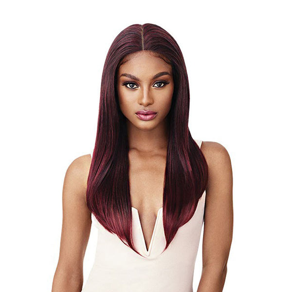OUTRE Pefect Hairline Synthetic Lace Front WIG KARINA