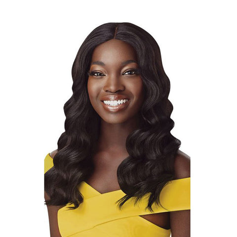 OUTRE Premium Synthetic Lace Part DAILY WIG Full Cap Wig YVONNE