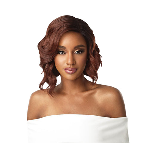 "OUTRE Synthetic 5"" Deep L Part Swiss Lace Front Wig - TINASHE"