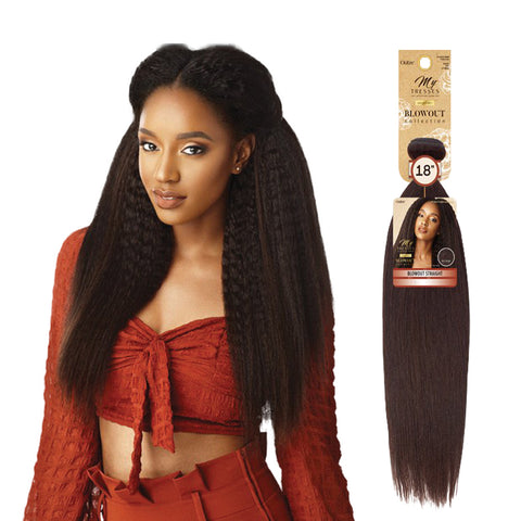 OUTRE MYTRESSES Gold Label Blowout Straight