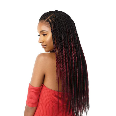 OUTRE X-Pression 45 Strands Senegal Twist Medium