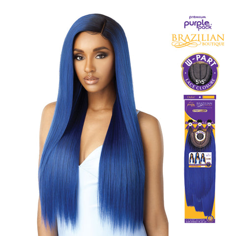 OUTRE PURPLE PACK BRAZILIAN BOUTIQUE Sleek Straight